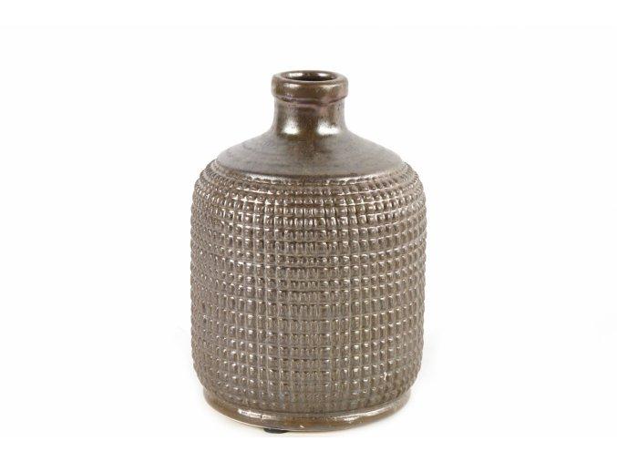Keramická váza Odessa 13,5x20 cm