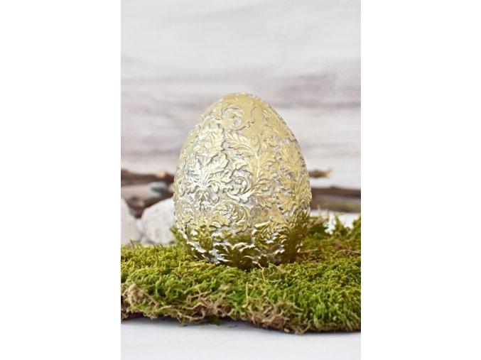 Velikonoční vajíčko Ornament Gold S