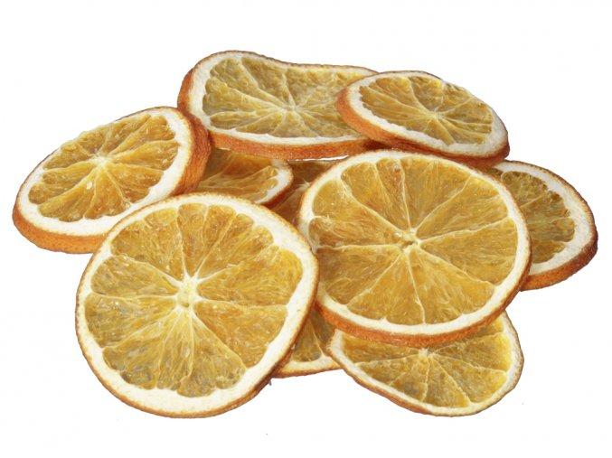 Sušený pomeranč 250g, dekorace