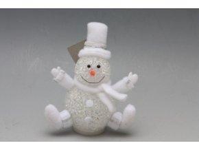 Sněhulák svítící