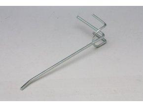 Háček nikl používaný 25 cm