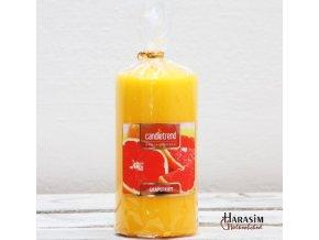 Svíčka válec Grapefruit 11 cm