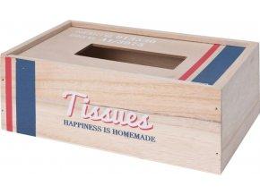 Krabička na kapesníky Tissues