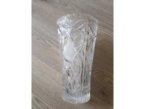Broušená křišťálová váza4