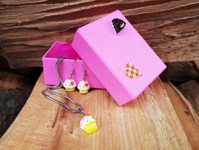 Rosily sweed Box šperků1