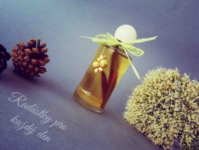 356 antistresovy masazni olej minofu s listky oliv
