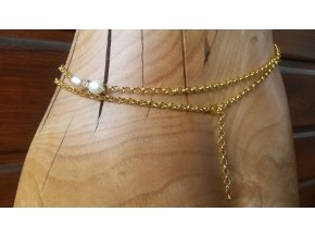 473 nahrdelnik na krk i kolem pasu s ricnimi perlami