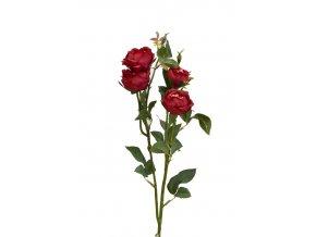 Růže 67 cm, červená