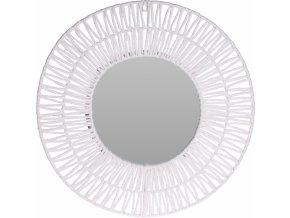 Nástěnné zrcadlo White paper 60 cm