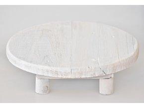 Dřevěná podložka Connor 30x6,5 cm