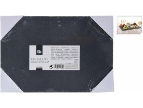 Servírovací prkénko z břidlice 30x20x0,4 cm