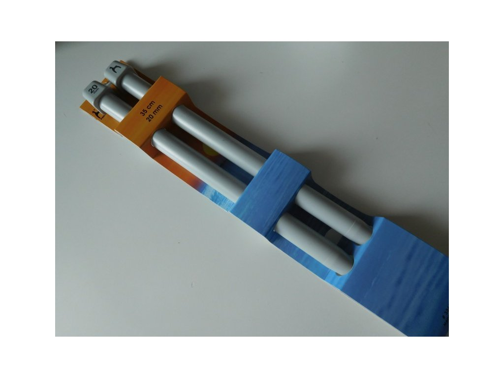 Jehlice PONY-plastové-č.20
