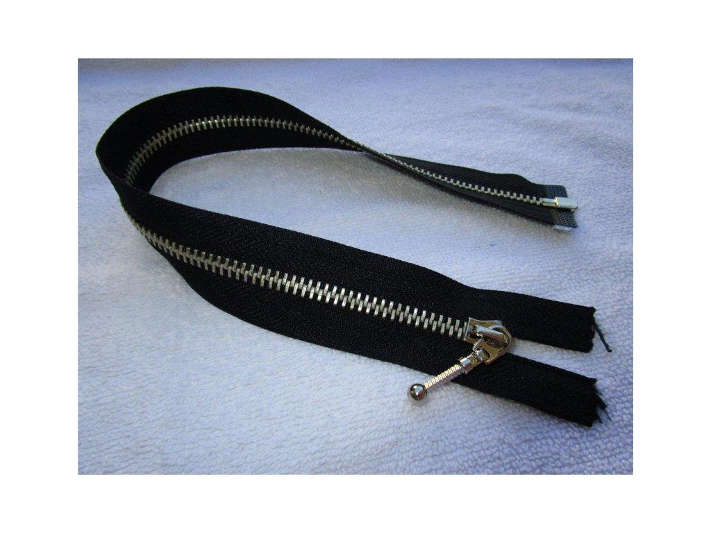 Zip - zdrhovadlo - kovový - různé délky