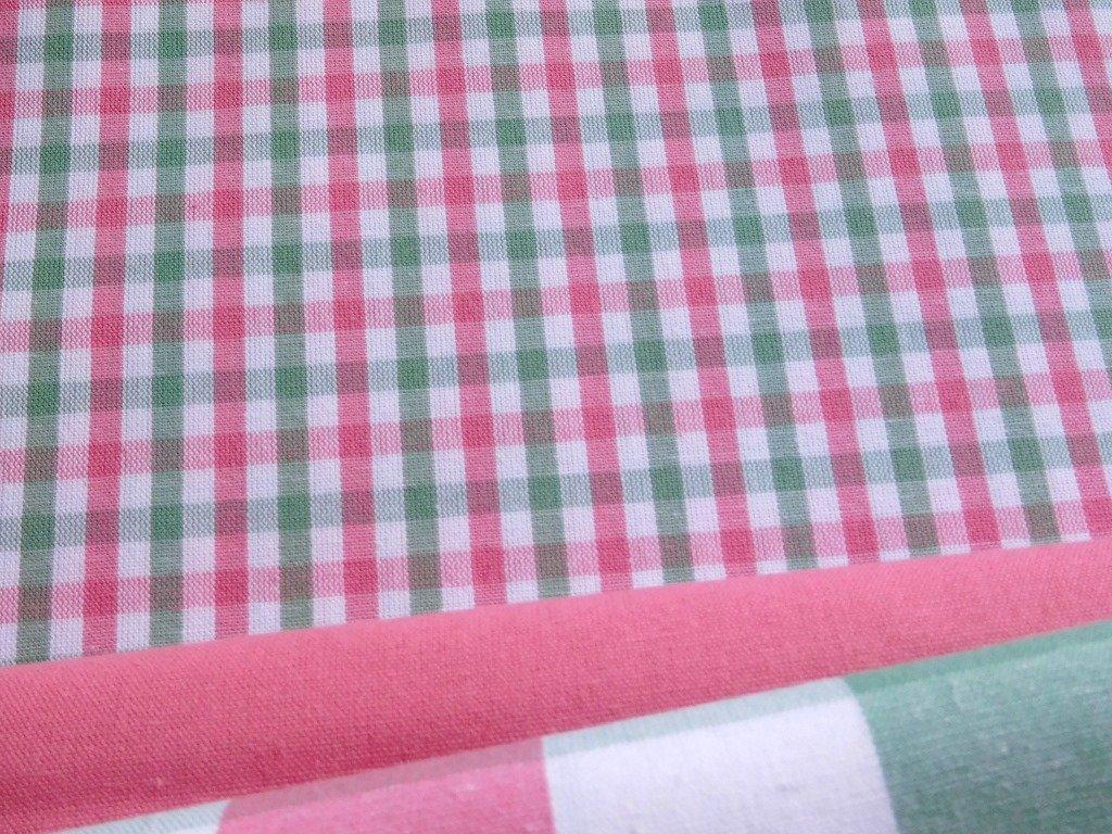 kanafas kostka 0 5 cm ruzova zelena
