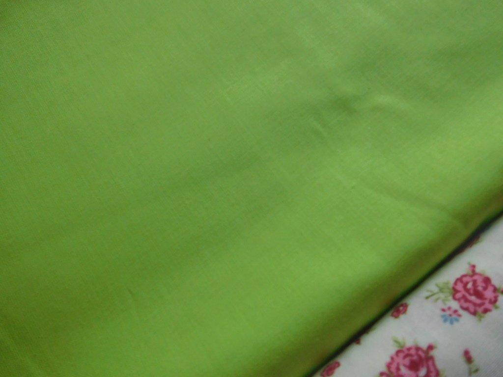 zelena svetla limetka