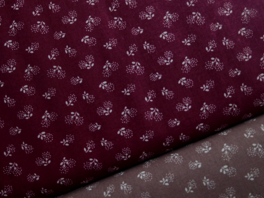 bily lipovy kvet bordo fialova latka kombi