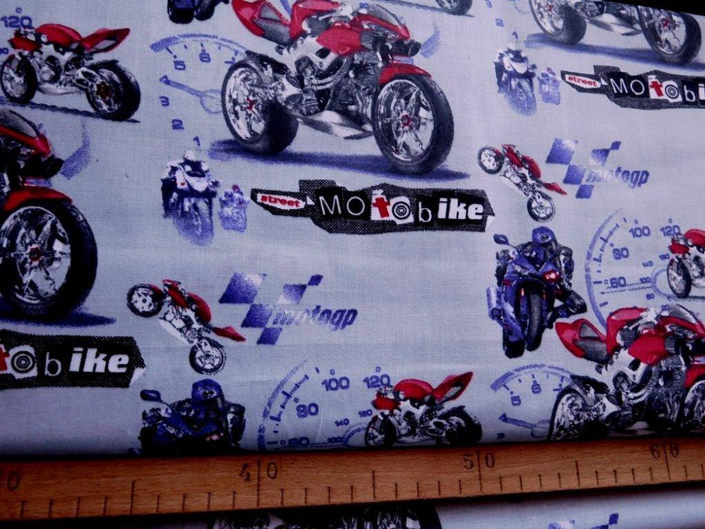 motorky seda latka metr2