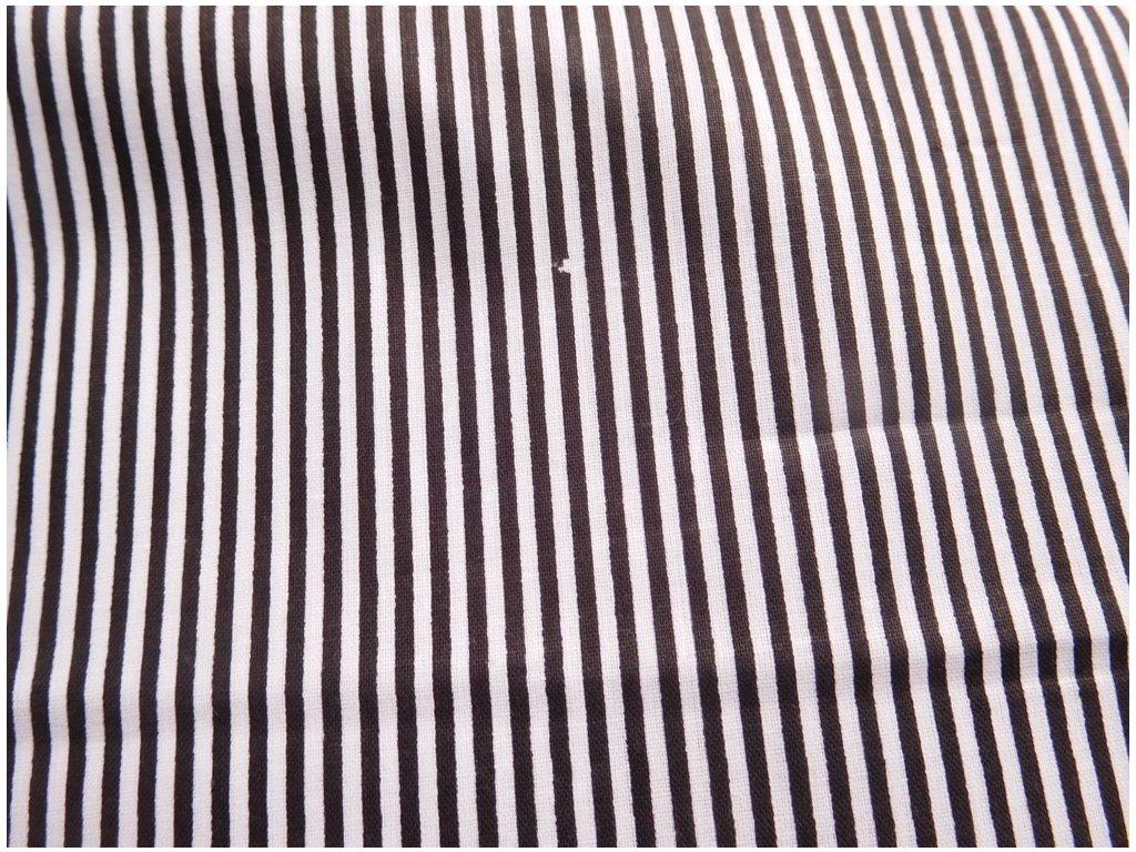černobílé proužky kaz 2