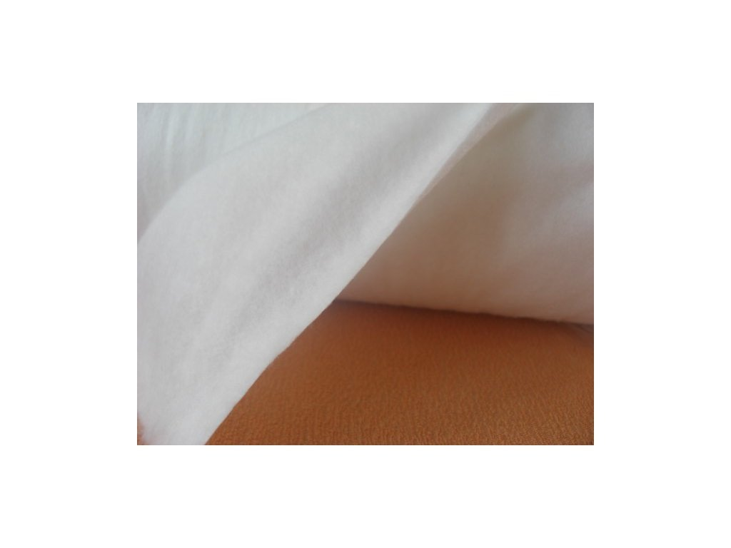 Ronofix bílý-výztuha-metráž 100+18 g/m2