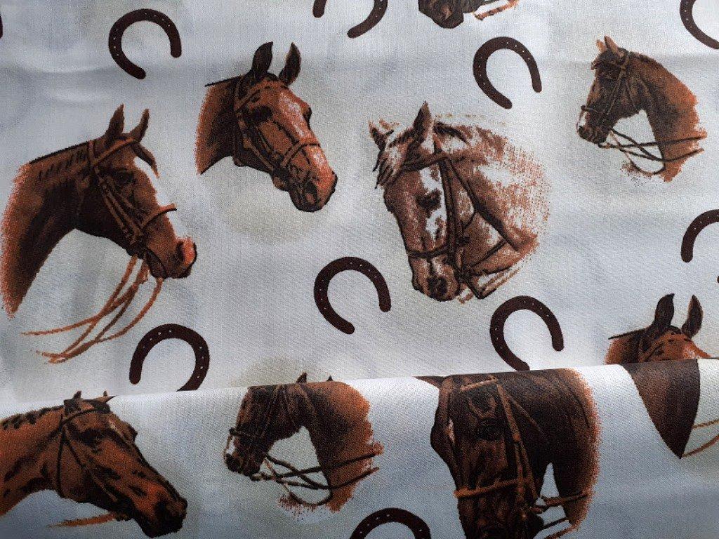 kone konske hlavy podkovy sam
