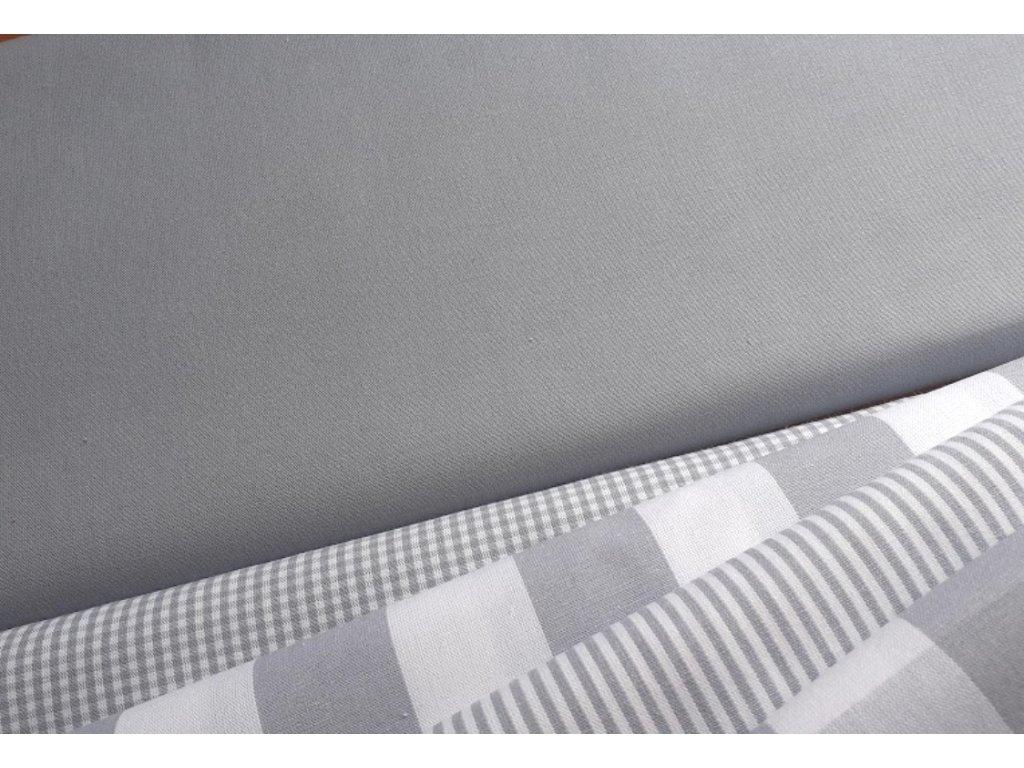 kanafas jednobarevny seda latka platno