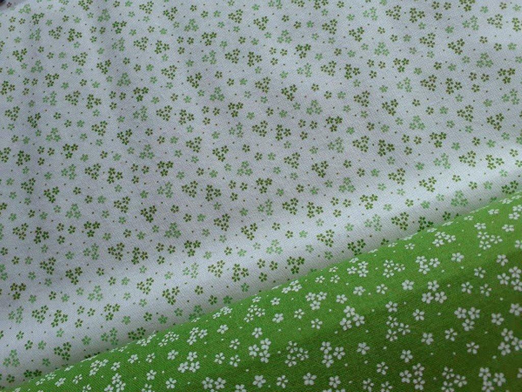 drobne zelene kyticky trojkvet bila latka kombi2