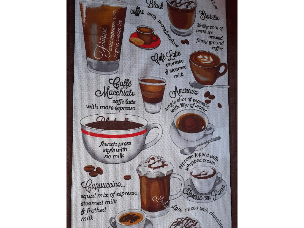 uterkovina salek kavy
