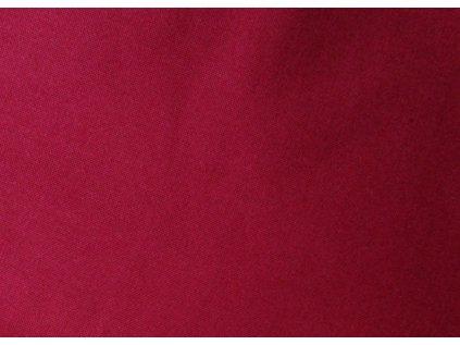 Bordó/vínová látka-plátno-bavlna