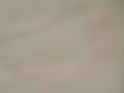 Smetanová vánoční látka-plátno-bavlna