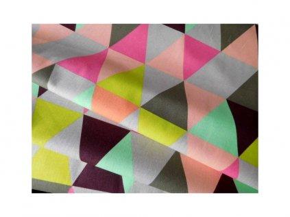 retro trojúhelníky
