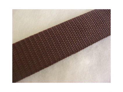 Polypropylenový popruh 30mm-více barev