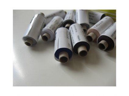 Pružná nit - Optex - 0,5mm-různé barvy