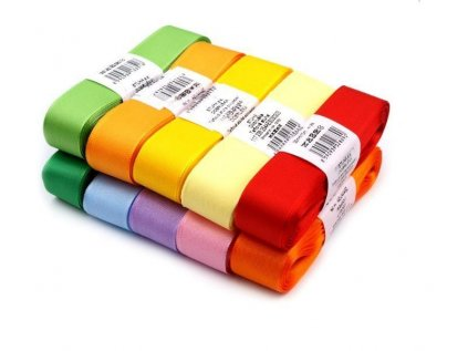 Stuha taftová 20mm - různé barvy