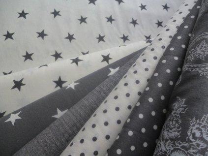 sede hvezdy bila latka kombinace 150 cm