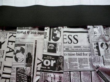 pruzenka guma cerna siroka noviny