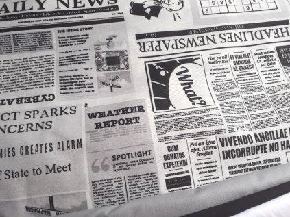 noviny novinovy tisk smesova dekoracni latka metr kombi2
