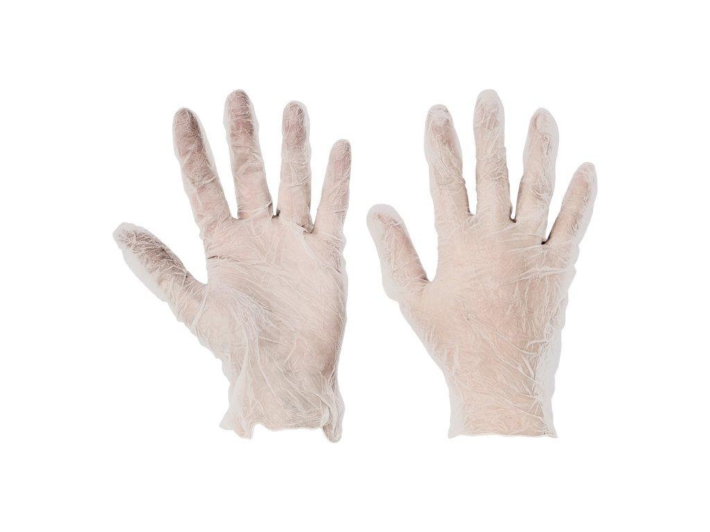 RAIL pudrované rukavice