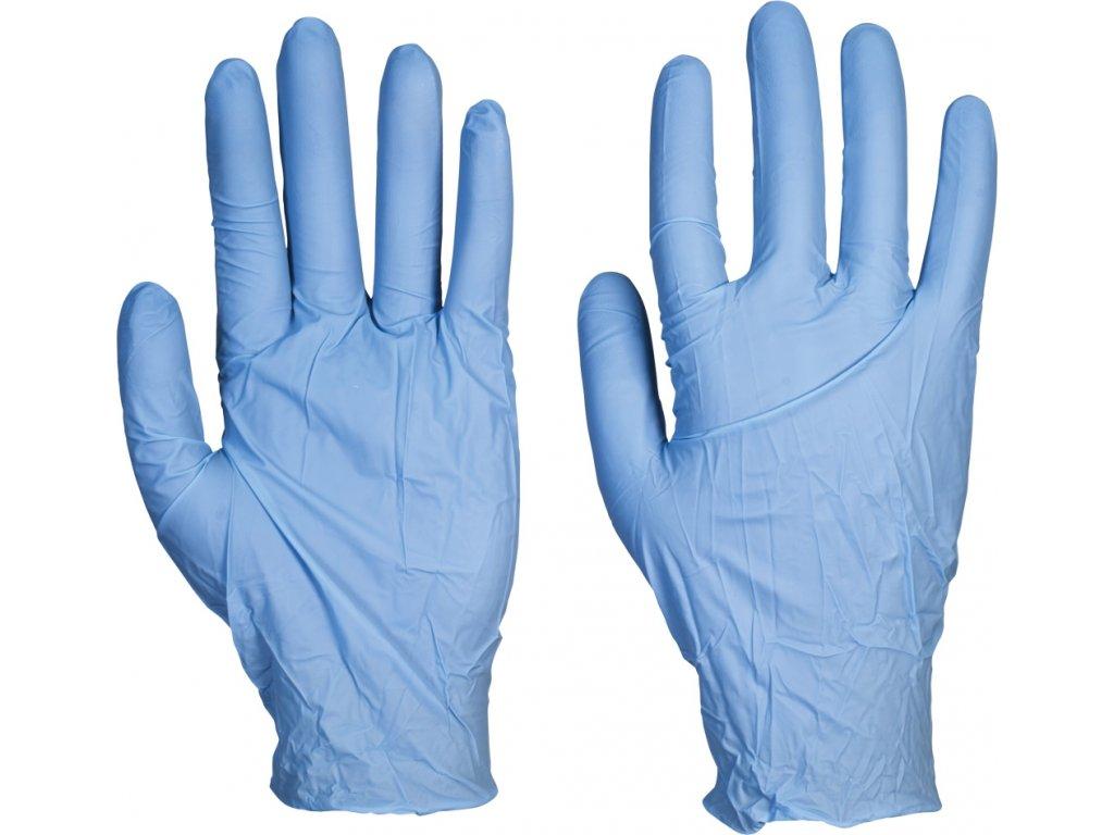DERMIK - NA48 nitril.nepudr.rukavice 100ks