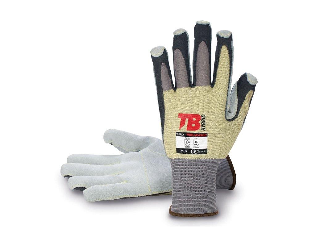TB 700S NEVERCUT rukavice
