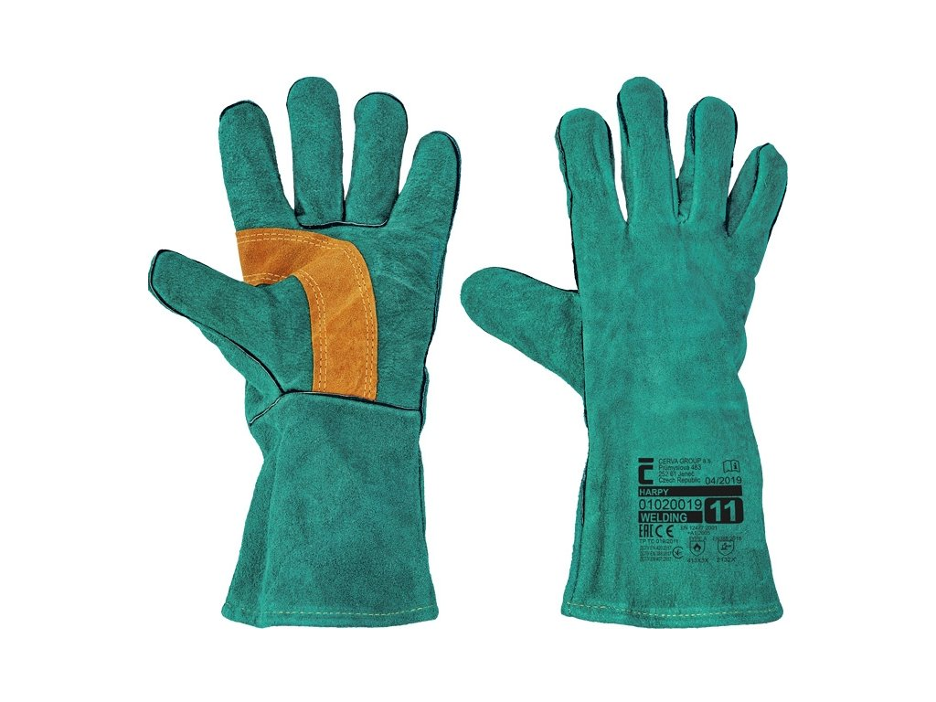 HARPY rukavice blistr