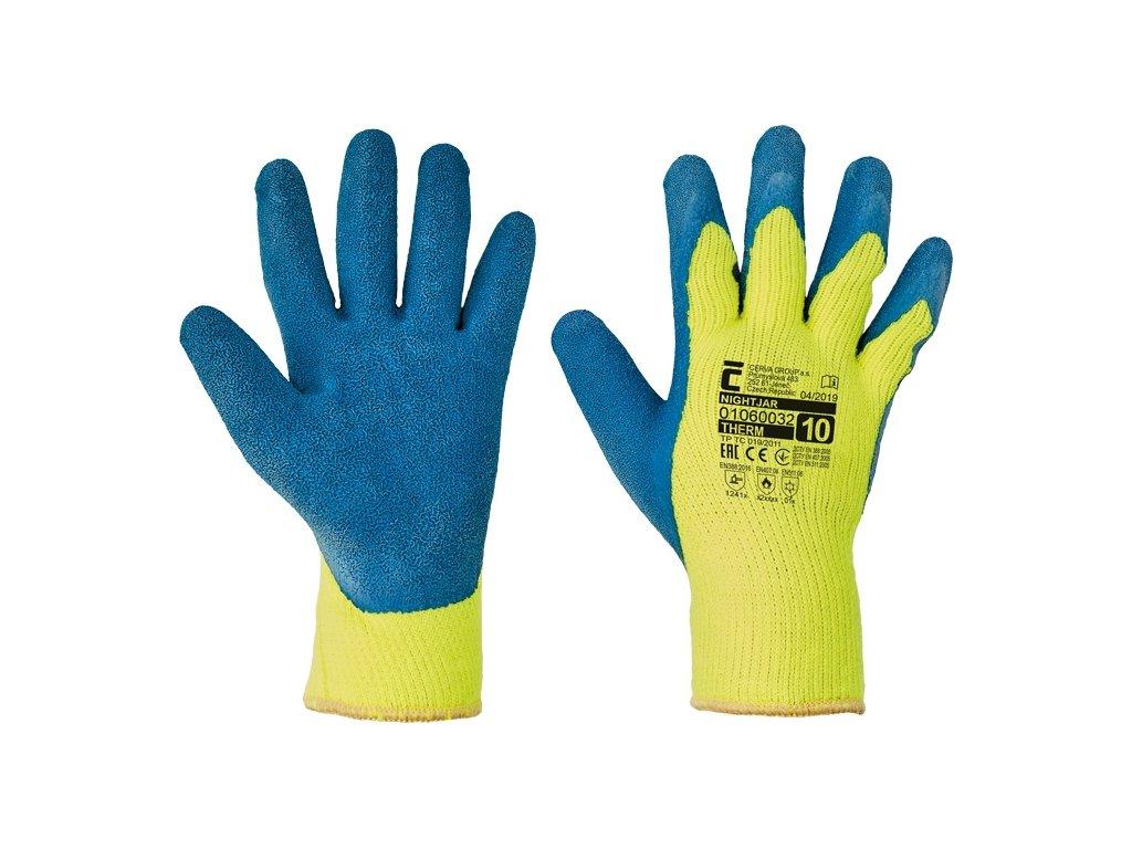 NIGHTJAR blistr rukavice máčené v latexu