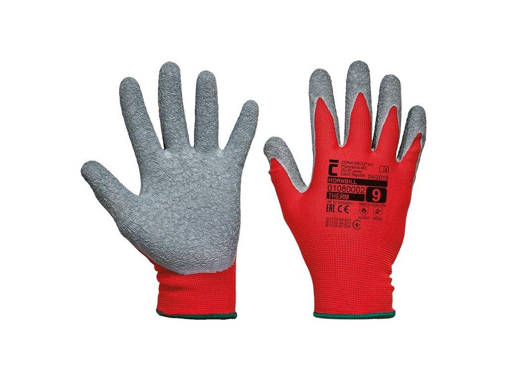 HORNBILL rukavice s blistrem