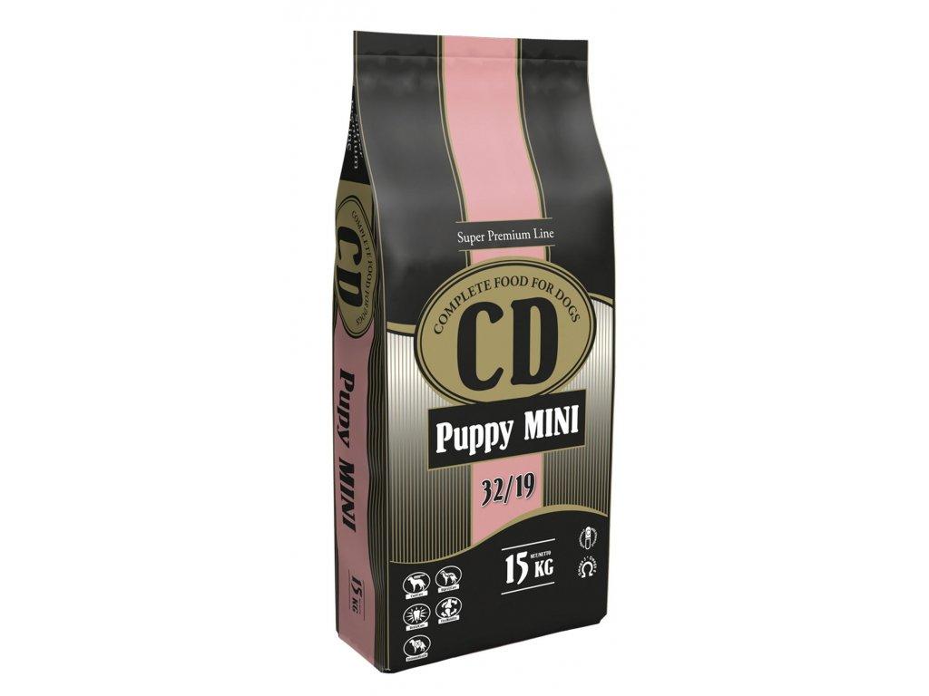 delikan cd puppy mini 15 kg