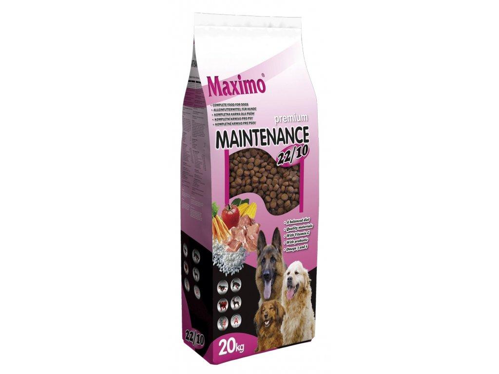 delikan maximo maintenance 20 kg