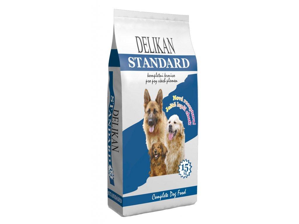 delikan dog standard 15kg 1