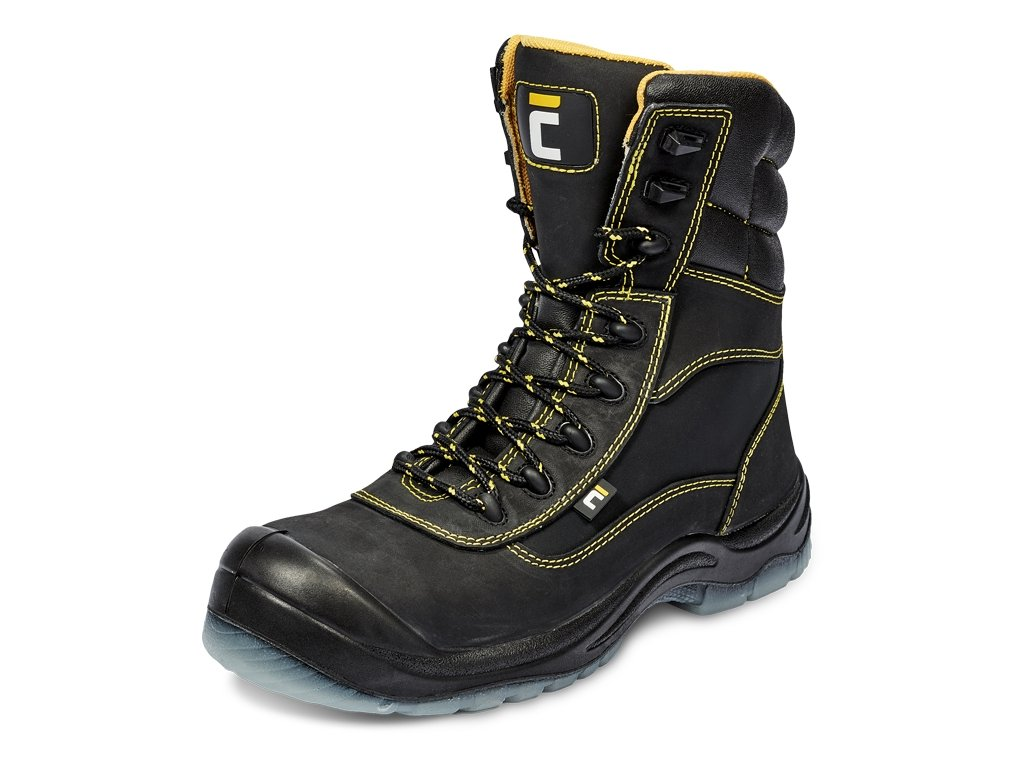 BK TPU MF S3 CI SRC poloholeňová obuv