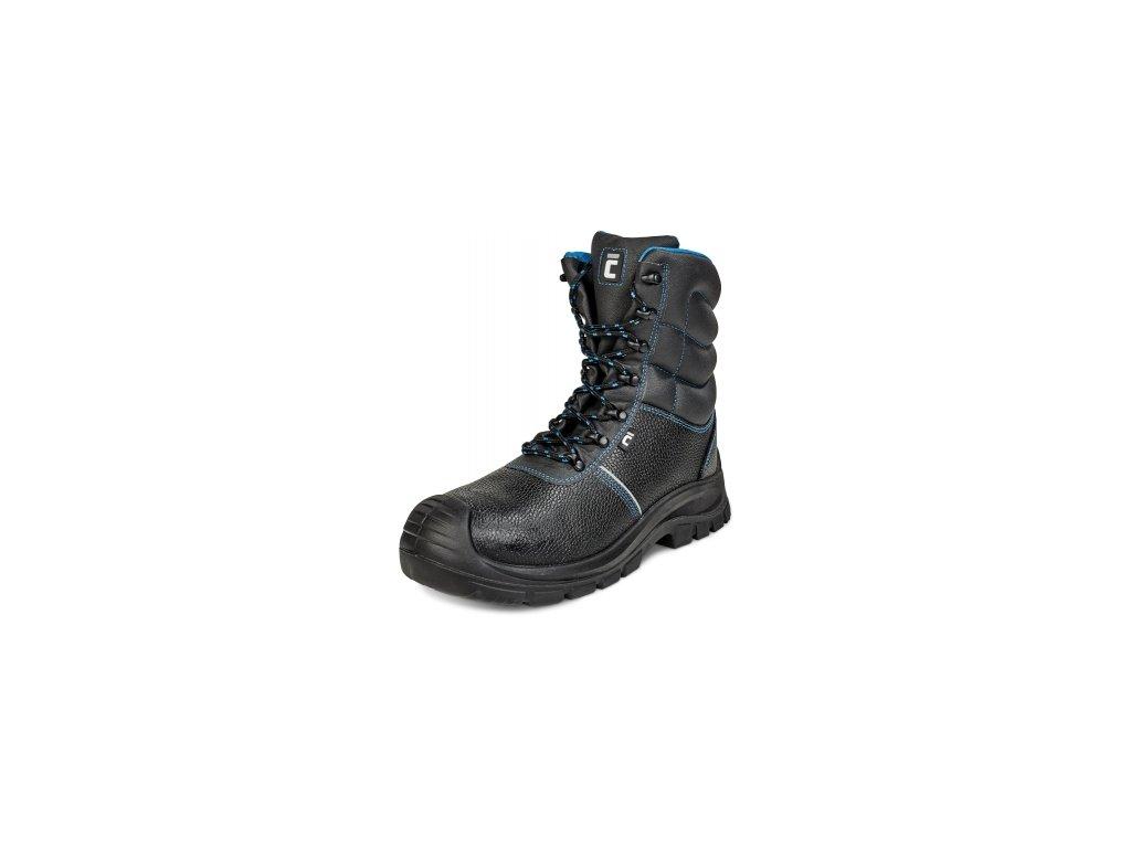 RAVEN XT O2 SRC poloholeňová obuv