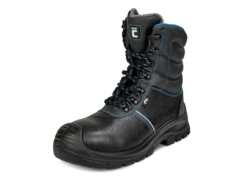 RAVEN XT O2 CI SRC poloholeňová obuv