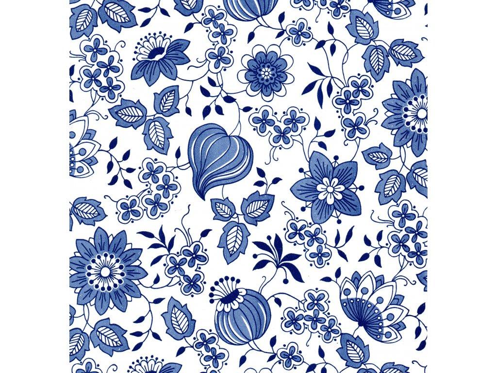 Ubrusovina 6014 - 1-barevný tisk