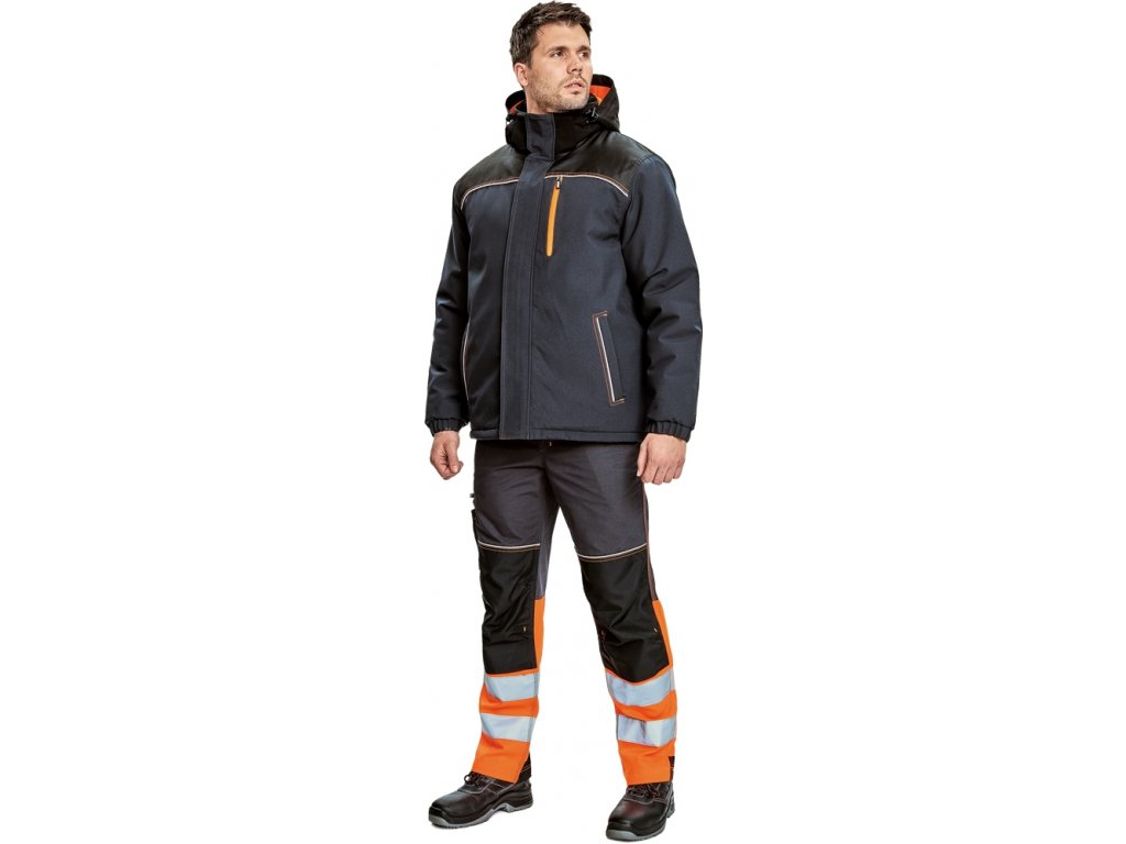 KNOXFIELD WINTER JACKET